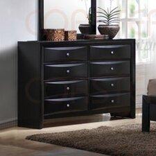 Briana 8 Drawer Dresser