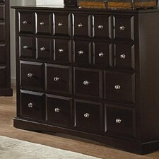 Nantucket 8 Drawer Dresser