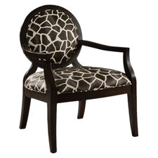 Accent Vinyl Arm Chair