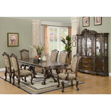 Italy 7 Piece Dining Set