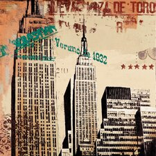 Big City Graphic Art