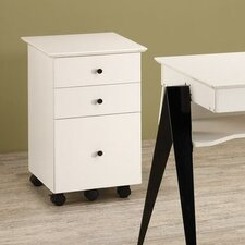 Lori 3-Drawer Mobile Cart