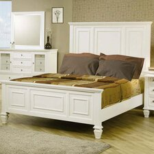 Glenmore Panel Bed