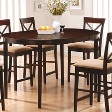 Derby 7 Piece Counter Height Dining Set