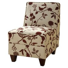 Armless Slipper Chair
