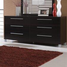 Lexington 6 Drawer Dresser