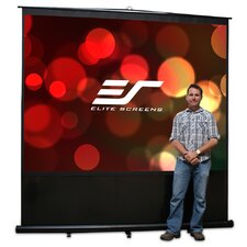 "<strong>Elite Screens</strong> MaxWhite 100"" Electric Projection Screen"