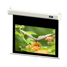 "Premium Manual Pull Down Screen with SRM - 4:3 Format 84"" Diagonal"