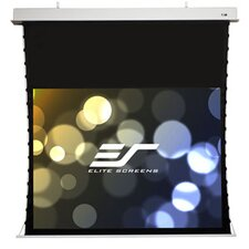 Evanesce Tension Ceiling Mount Electric Projection Screen