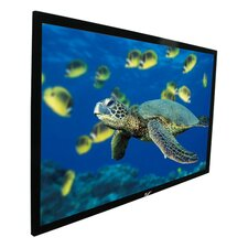 "CineWhite ezFrame Series Fixed Frame Screen - 106"" Diagonal"