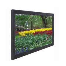 "CineWhite ezFrame Series Fixed Frame Screen - 100"" Diagonal"
