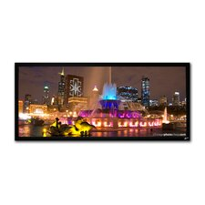 Cinema235 Wall Mount Fixed Frame Projection Screen