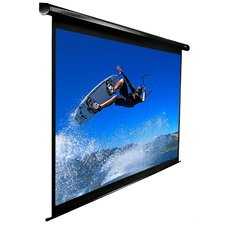 "VMAX2 AcousticPro Electric MaxWhite 106"" 16:10 AR Projection Screen"