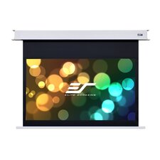 <strong>Elite Screens</strong> Evanesce B White Electric Projection Screen