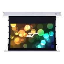 "Evanesce Tension B White 100"" Electric Projection Screen"