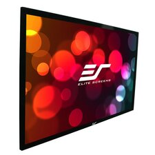 ezFrame Plus Series Wall Mount Fixed Frame Projection Screen