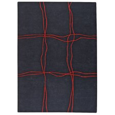Ticta Charcoal Area Rug