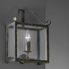 Castel 1 Light Wall Lantern