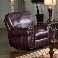 Jackson Leather Recliner