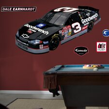 NASCAR Dale Earnhardt Sr. Wall Decal