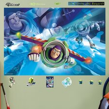 <strong>Fathead</strong> Disney Buzz Lightyear Wall Mural
