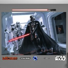 <strong>Fathead</strong> Star Wars Darth Vader & Stormtroopers Fallen Rebel Wall Mural