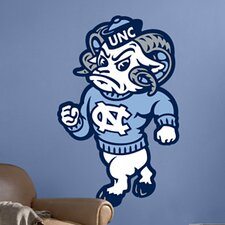 NCAA Mascot Wall Decal