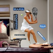 Maria Sharapova Wall Decal