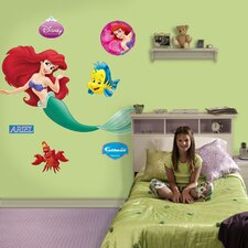 Ariel Wall Graphic