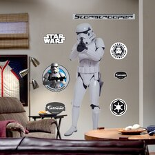 <strong>Fathead</strong> Stormtrooper Wall Graphic