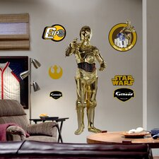 C-3PO Wall Decal
