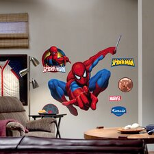 <strong>Fathead</strong> Super Heroes Spiderman Wall Decal