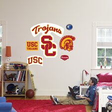 NCAA Logo Wall Graphic