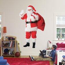 Santa Claus Wall Decal