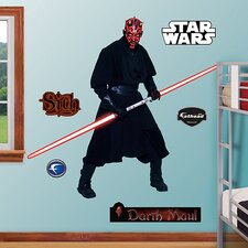 <strong>Fathead</strong> Darth Maul Wall Decal