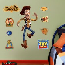 <strong>Fathead</strong> Disney Woody Wall Decal