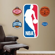 <strong>Fathead</strong> NBA Logo Wall Decal