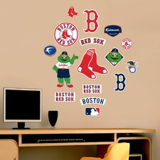 MLB Junior Wall Graphic