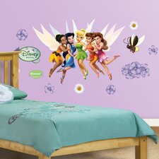 <strong>Fathead</strong> Disney Fairies Wall Decal
