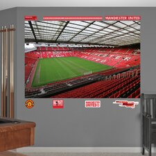Inside Old Trafford Wall Mural