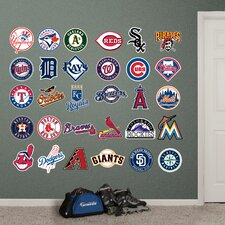 <strong>Fathead</strong> MLB Logo Wall Decal