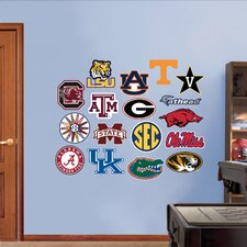 SEC Logo Wall Decal