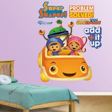 Umizoomi Car Wall Decal