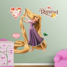Disney Tangled Wall Graphic