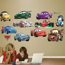Disney Pixar Cars Wall Decal
