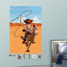 Disney Woody & Bullseye Wall Mural