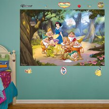 Disney Snow White and the Seven Dwarfs Wall Mural