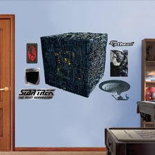 Star Trek Borg Cube Wall Decal