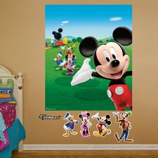 Disney Mickey Mouse Clubhouse Wall Mural