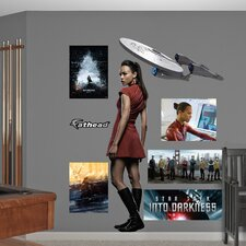 Star Trek Into Darkness Uhura Wall Graphic